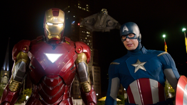 """Avengers"" Prove They're Earth's Mightiest Heroes, Rake in $178.4M Overseas"