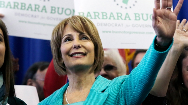 Buono to Homeless: 'I Won't Forget You'