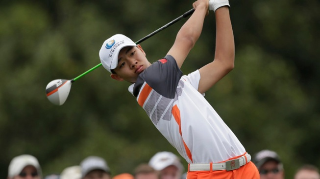 Masters Over, It's Back to the Books for Guan