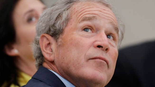 Jet Carrying Pres. Bush From Philly Diverted