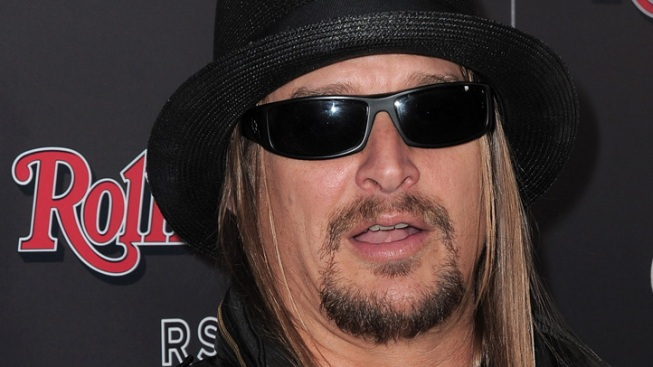 Man Arrested in Burglary Attempt of Kid Rock Home