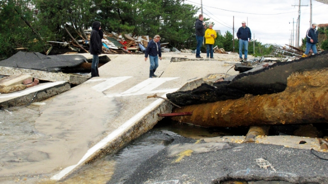 Sandy Repairs May Snag Shore Traffic