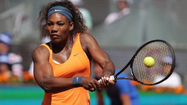 Serena Williams to Face Sharapova in Madrid Final
