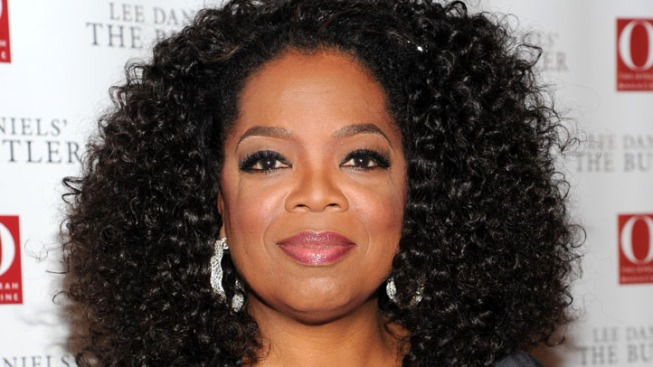 Oprah Winfrey Is Afraid of Balloons