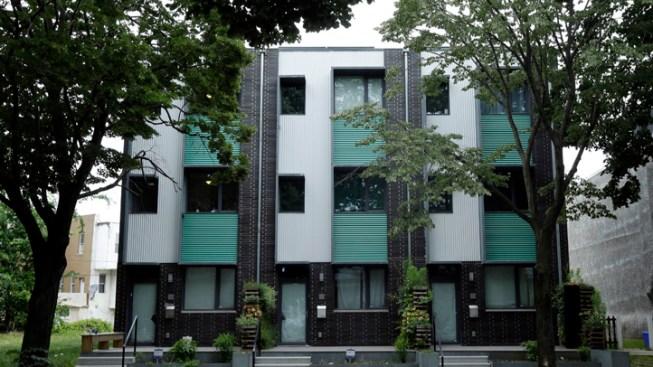 """Passive Homes"" Gain Ground in U.S."