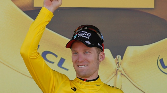 Belgium's Bakelants Wins 2nd Stage of Tour de France