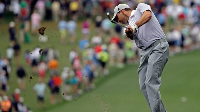 Day Leads at Masters, 14-Year-Old Makes Cut