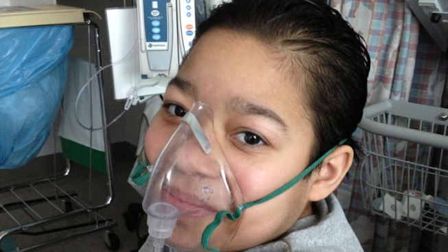 Boy Receives Lung Transplant, Doing 'Fine'
