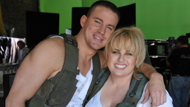 Rebel Wilson Prepares to Open MTV Awards with Song