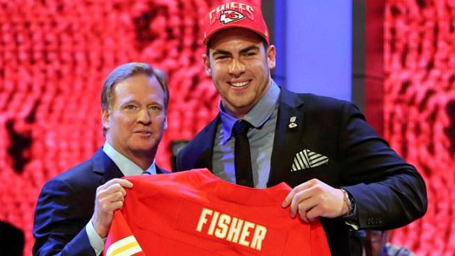 Top of NFL Draft Is Heavy on Heft