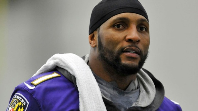 Ravens Hold Final Practice Before Heading South