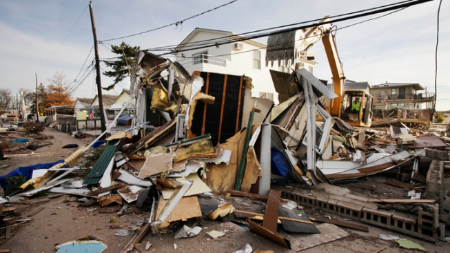 Group Sues N.J. Over Criteria for Post-Sandy Grants