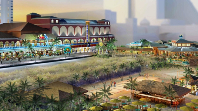 Margaritaville Comes to the Jersey Shore