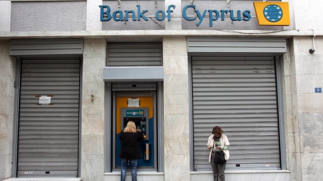 """Cyprus' Economy """"on the Brink,"""" Its Biggest Bank Warns"""