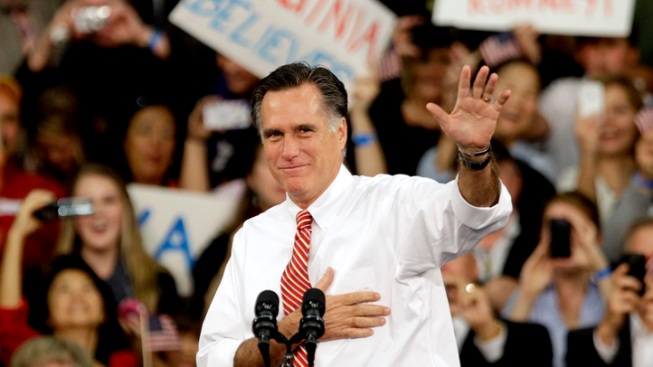 Romney Makes Final Push in Pennsylvania