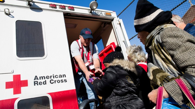 Red Cross Holding Millions in Sandy Releif in Reserve