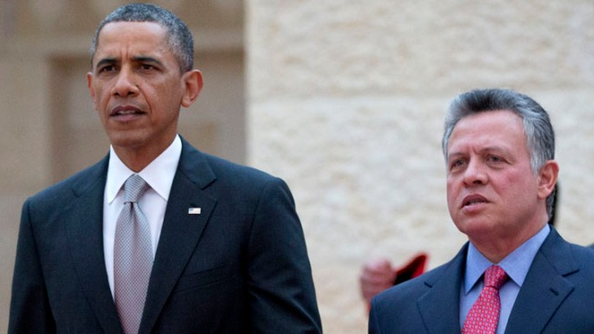 """Obama """"Very Concerned"""" About Extremists in Syria"""