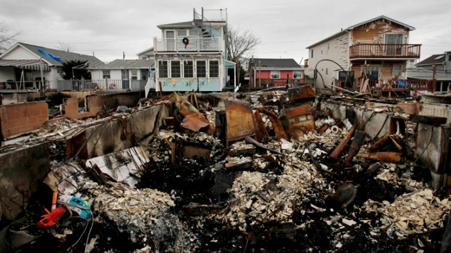 Tax Breaks Proposed for Sandy Victims