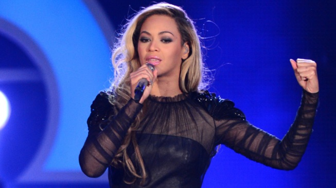 Beyonce Stuns at Sound of Change Concert in London