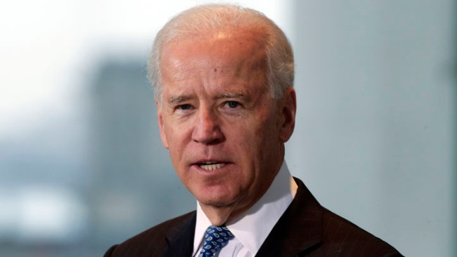 Vice President Talks About 'Being Biden'