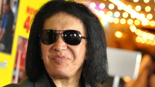 Gene Simmons Says Music Can Save a Child's Life
