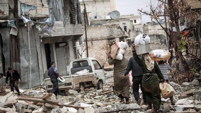 Russia: Syrian Rebels Could Win