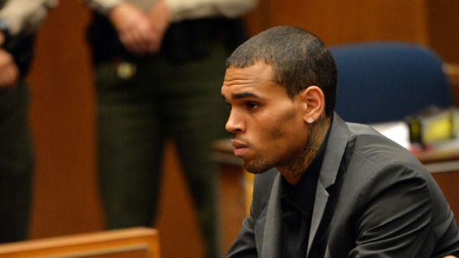 Chris Brown Probation Revoked; He Remains Free