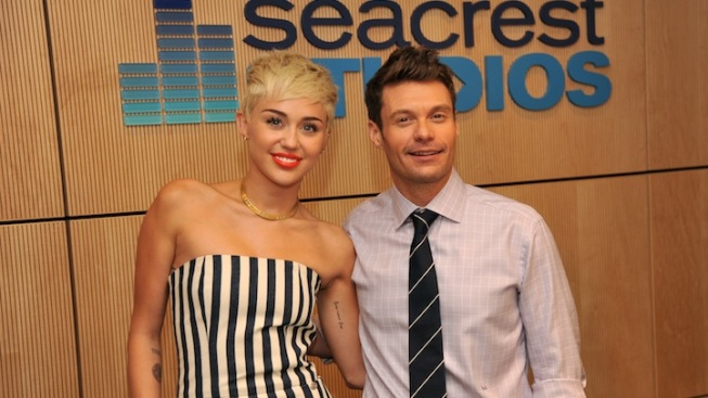 Ryan Seacrest Opens Media Center at Children's Hospital
