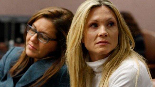 Former 'Melrose' Actress Seeks Public Defender