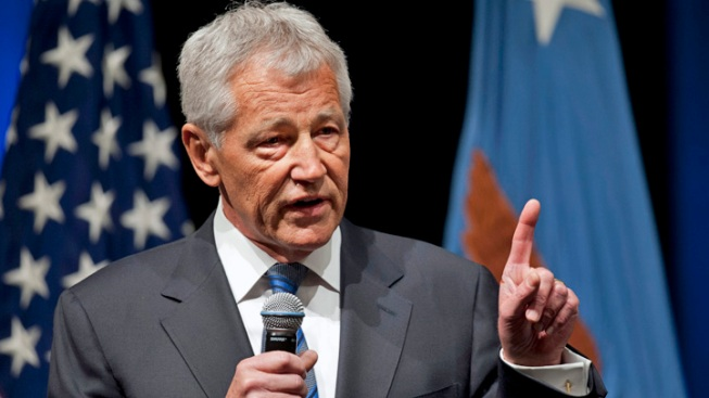 "Hagel: It's Time to ""Turn the Page"" on Decade of War"