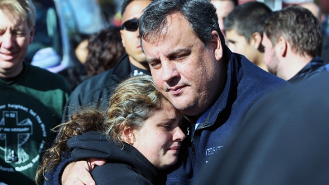 Poll: Christie Gets High Marks for Sandy Response