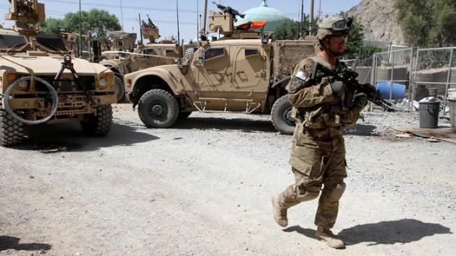 5 U.S. Troops Die in Helicopter Crash in Afghanistan
