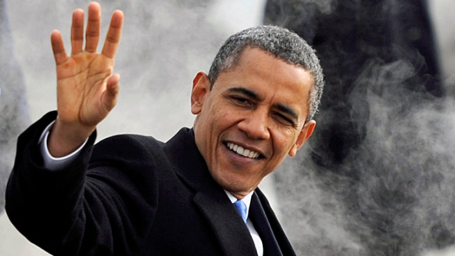 Obama Campaigns for Gun Control in Minneapolis