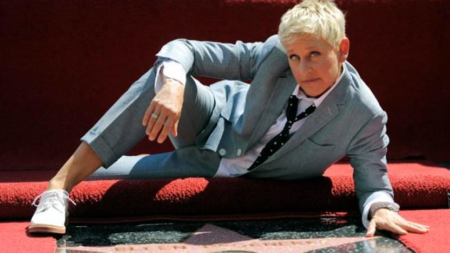 Ellen DeGeneres Receives Top Humor Prize in D.C.