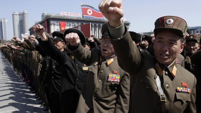 "N. Korea Calls Nukes Country's ""Life"" at Big Meeting"