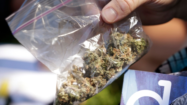 """Substantial"" Bag of Pot Found in Donated Pants"