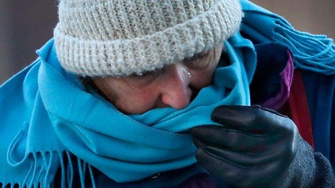 Dangerous Wind Chills Put Parts of US in Deep Freeze