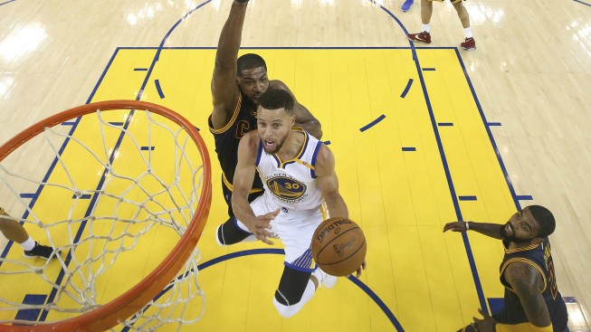 Curry, Durant Power Warriors Past Cavs in NBA Finals Game 1 With 113-91 Win