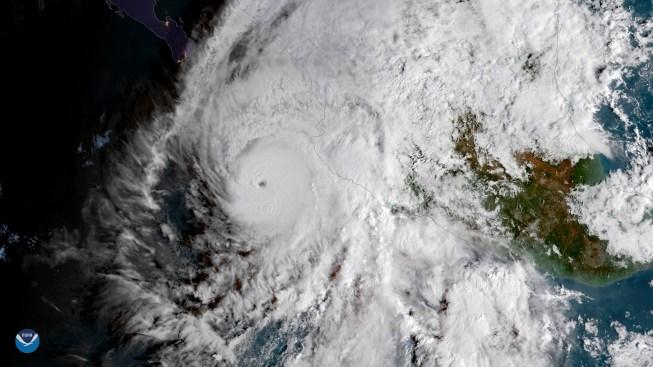 Category 4 Hurricane Willa Threatens Mexico's Pacific Coast