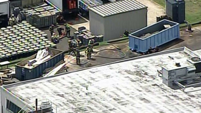 Chemical Fire Forces Evacuations in Montgomery County