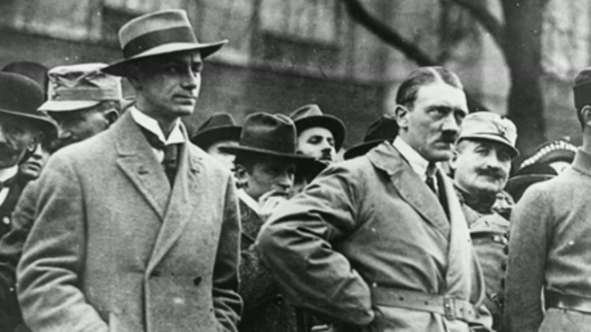 Feds Announce Recovery of Missing Nazi Diary