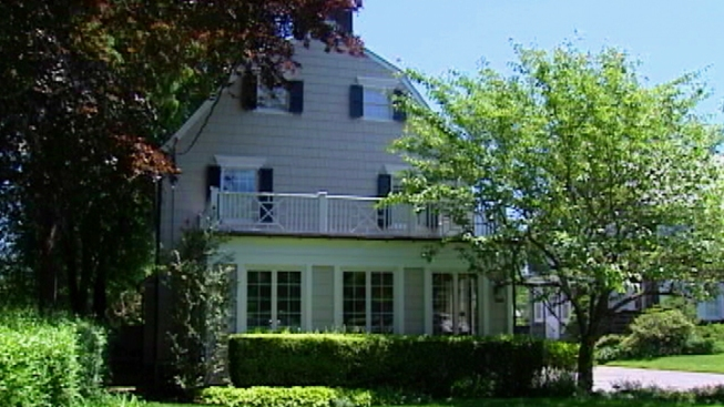 """The Amityville Horror"" House for Sale"