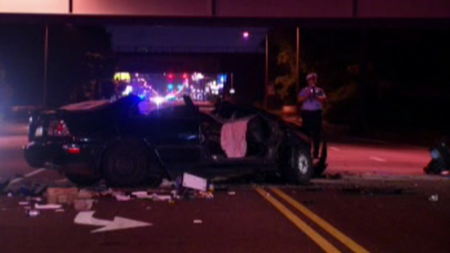 Wrong-Way Driver Killed in Head-On Collision