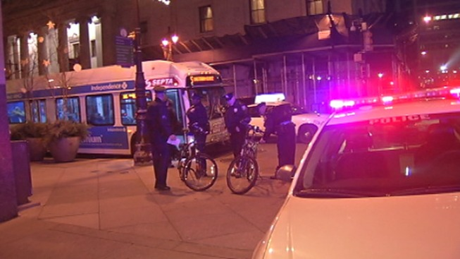 Man Steals Police Bikes, Places Them on SEPTA Bus: Cops