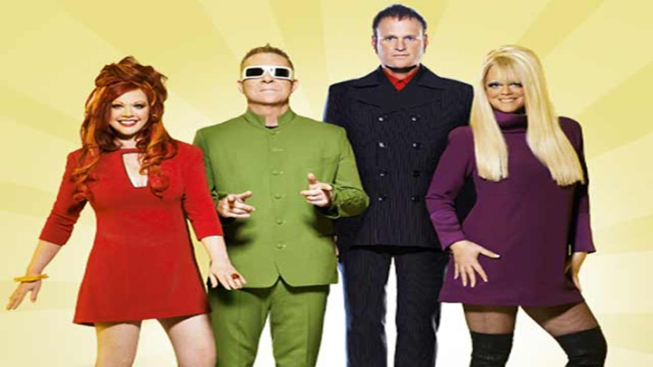 "B-52's Bringing ""Love Shack"" to Del."