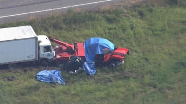 Police ID Victims of Fatal Tow Truck Crash