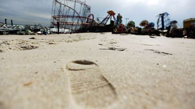 Study: NJ Beaches 30-40 Feet Narrower After Sandy