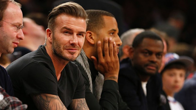 Beckham To Make MLS Announcement