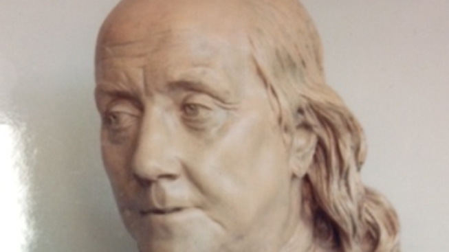 Anger Fuels Ben Franklin Bust Theft: Police