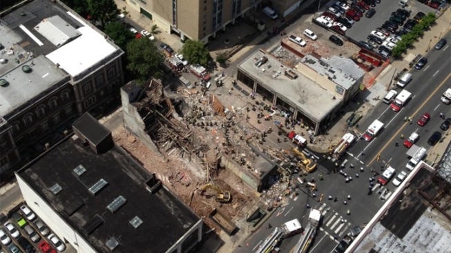 Deadly Collapse Reveals Risks of Work on Old Buildings, Experts Say